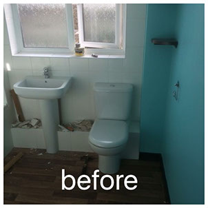 Bathrooms Installation And Repair Newmarket - Full bathroom installation
